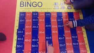 Bingo med addisjon
